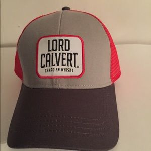 Other - Lord Calvert Canadian Whiskey SnapBack Hat Cap